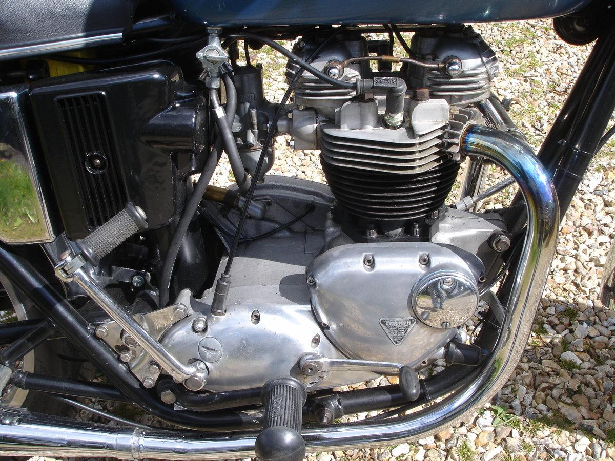 triumph 1972 650 tr6r SOLD (picture 5 of 6)