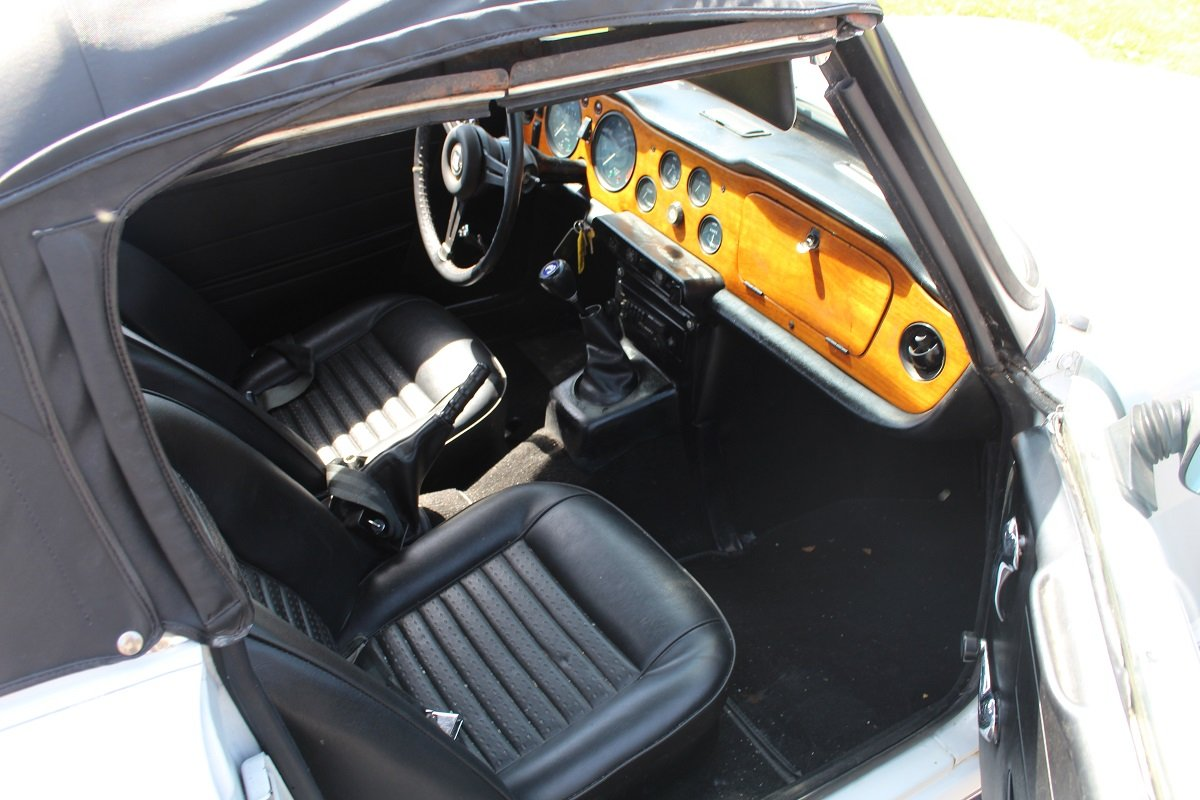 Triumph TR6 1972 - To be auctioned 26-07-19 For Sale by Auction (picture 6 of 6)