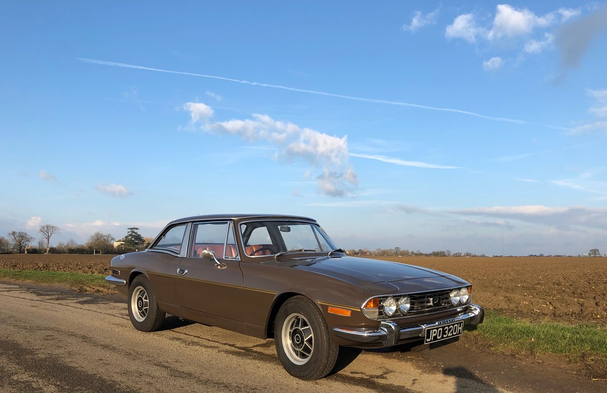 1970 One of the first Stags off the production line For Sale (picture 1 of 6)