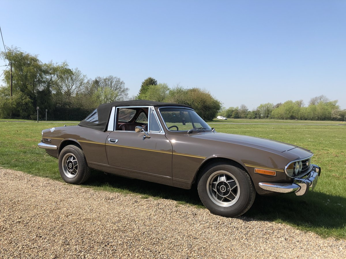 1970 One of the first Stags off the production line For Sale (picture 2 of 6)