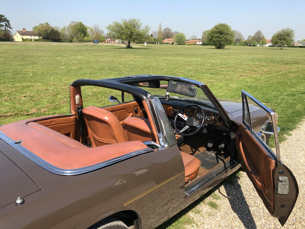 1970 One of the first Stags off the production line For Sale (picture 4 of 6)