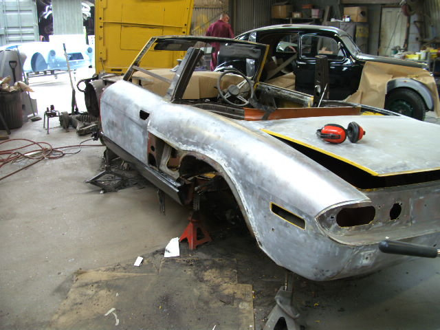 1970 One of the first Stags off the production line For Sale (picture 5 of 6)