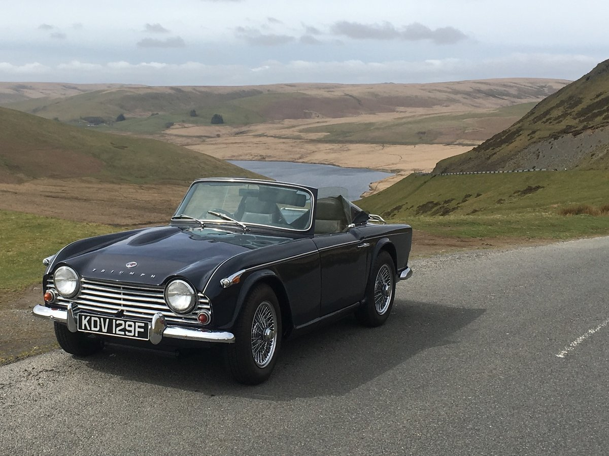 1967 Triumph tr4 irs for sale SOLD (picture 1 of 6)