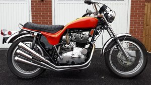 1973 TRIUMPH HURRICANE X75 UNRESTORED GEM For Sale