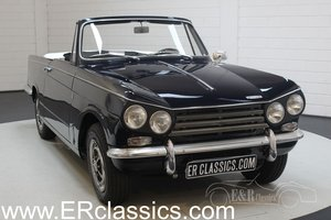 Triumph Vitesse cabriolet 1970 Body-off restored, overdrive For Sale