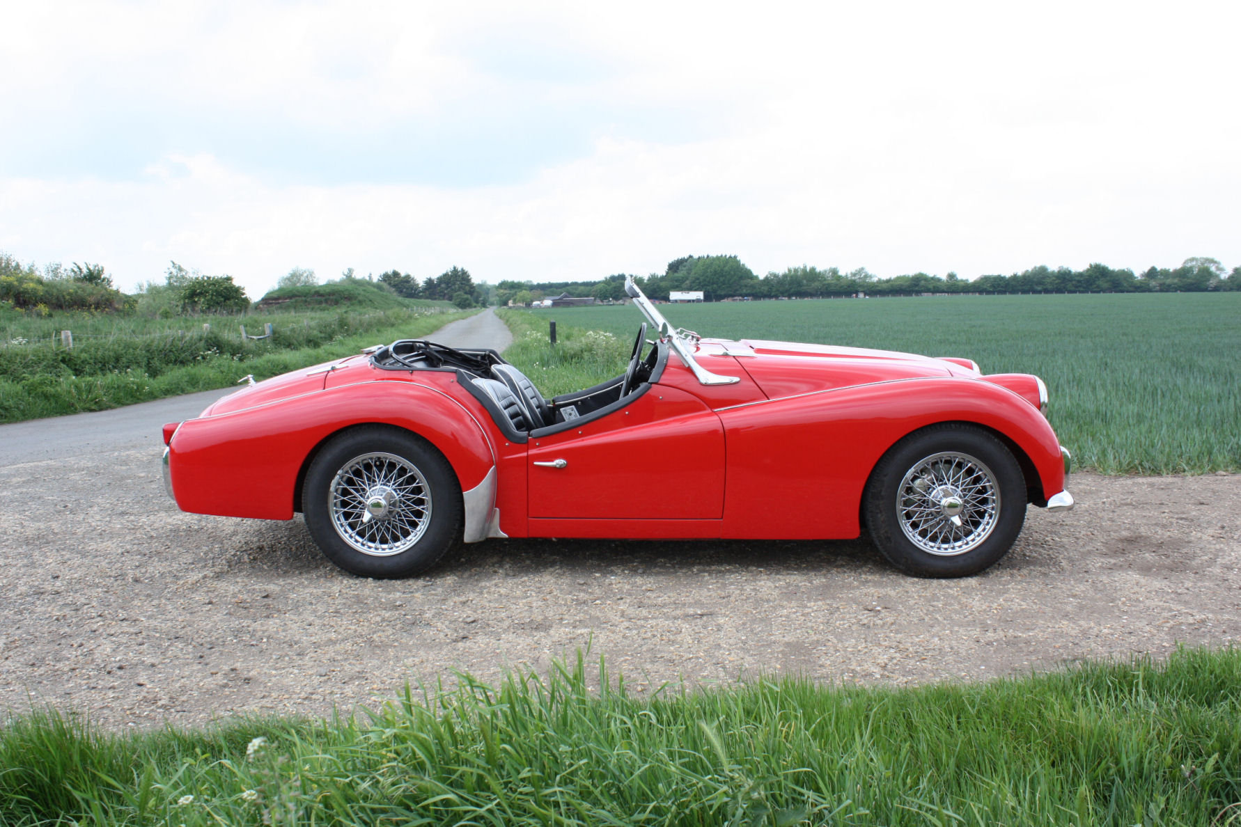 TR3A 1960 FULLY RESTORED AND IN EXCEPTIONAL CONDITION SOLD (picture 6 of 6)