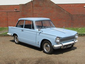 1969 Triumph Herald 13/60 Saloon at ACA 15th June  For Sale