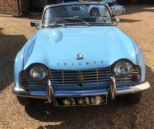 TRIUMPH TR4 - 1964 For Sale