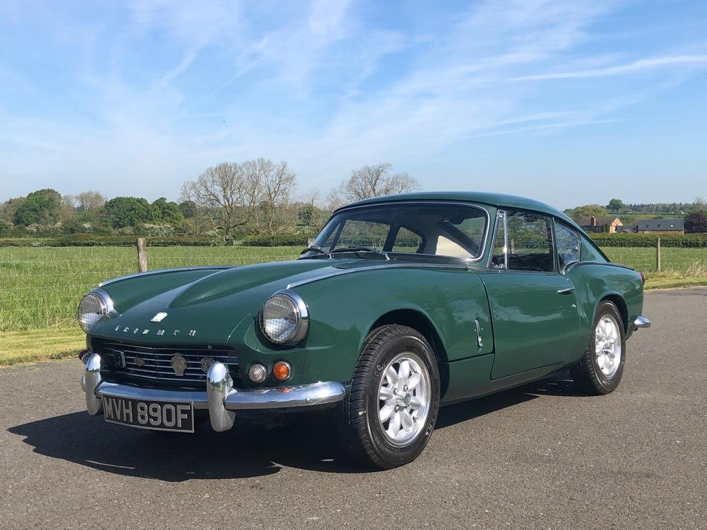1968 Triumph GT6 MK I SOLD (picture 1 of 6)