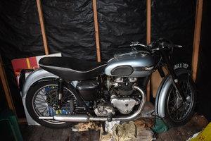 Lot 57 - A 1955 Triumph Tiger T110 - 01/06/2019