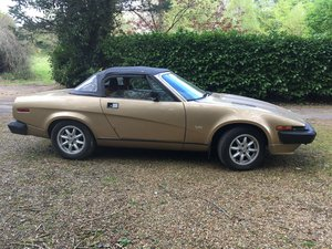 1980 Triumph TR 8 For Sale
