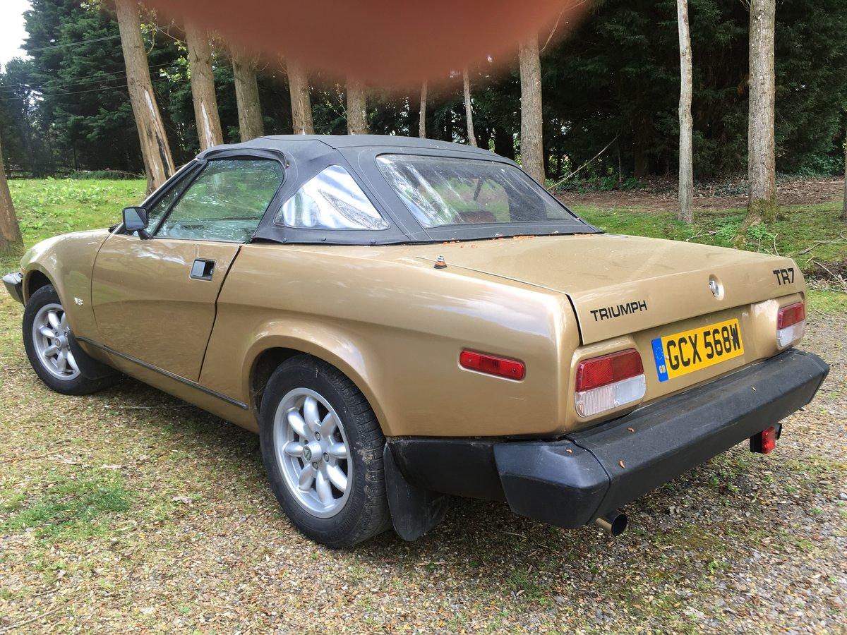 1980 Triumph TR 8 For Sale (picture 4 of 6)