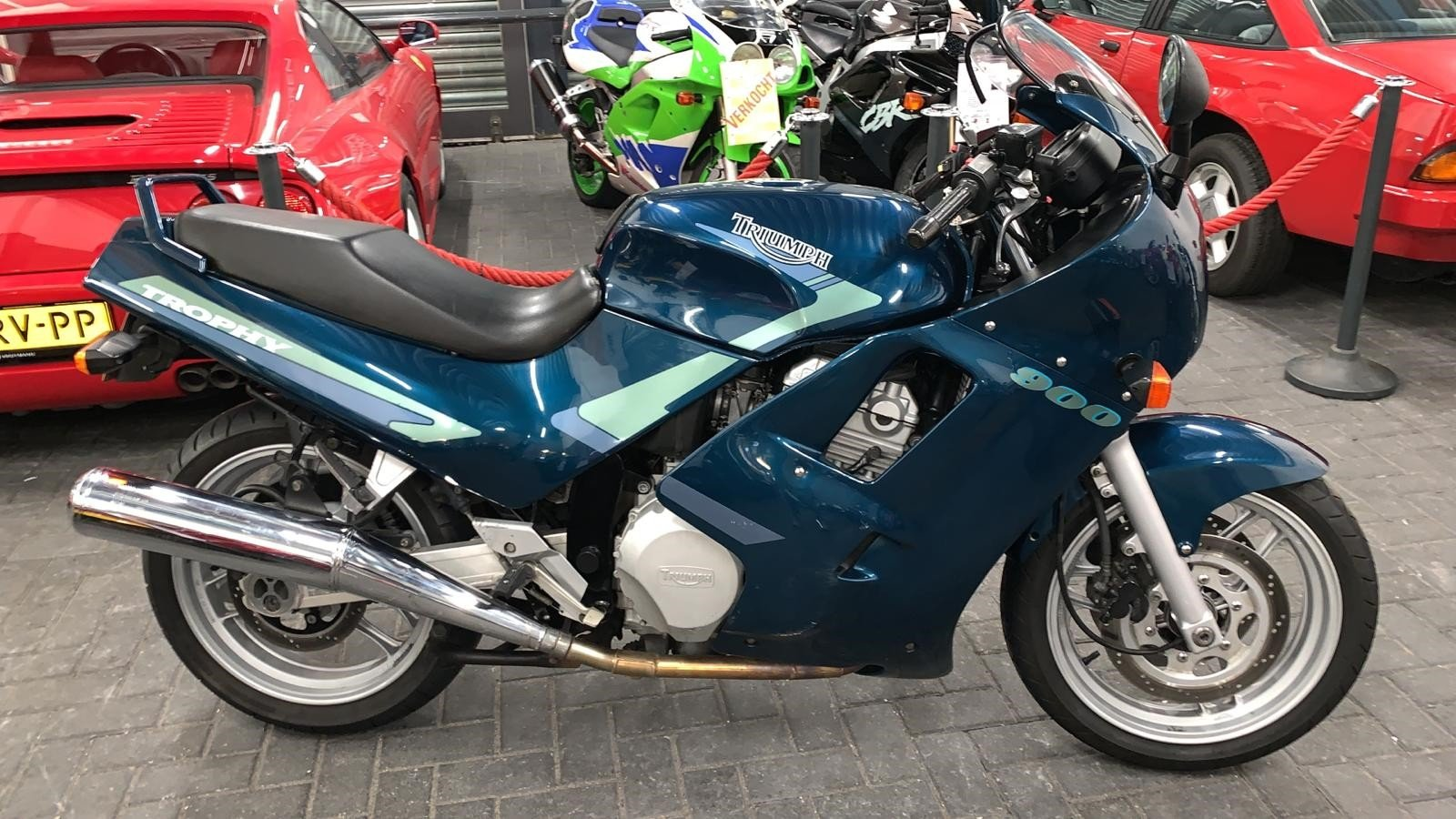 1992 Triumph trophy 900 For Sale (picture 1 of 6)