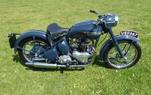1952 Classic Triumph Thunderbird For Sale