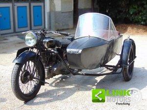 Triumph 500, anno 1935, perfettamente conservata, targa e d For Sale