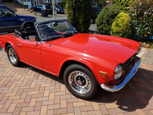 Triumph TR6 1975 For Sale
