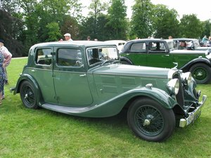 1935 Triumph Gloria 2 litre For Sale
