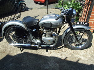 1953 Triumph T00 Sprung Hub
