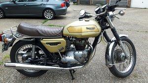 1979 UK Spec Triumph Bonneville