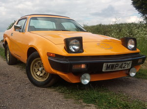 1982 Triumph TR7 1 OWNER RECENT BUILD VERY CLEAN For Sale