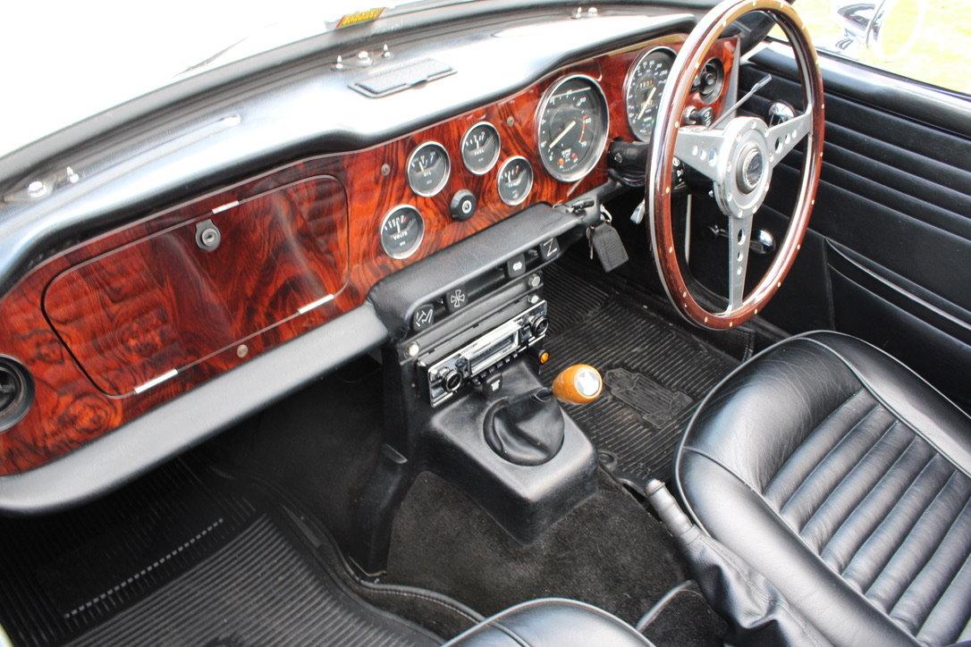 1973 TRIUMPH TR6 - £29,950 For Sale (picture 8 of 12)
