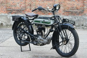 Triumph 550cc SD 1924 For Sale