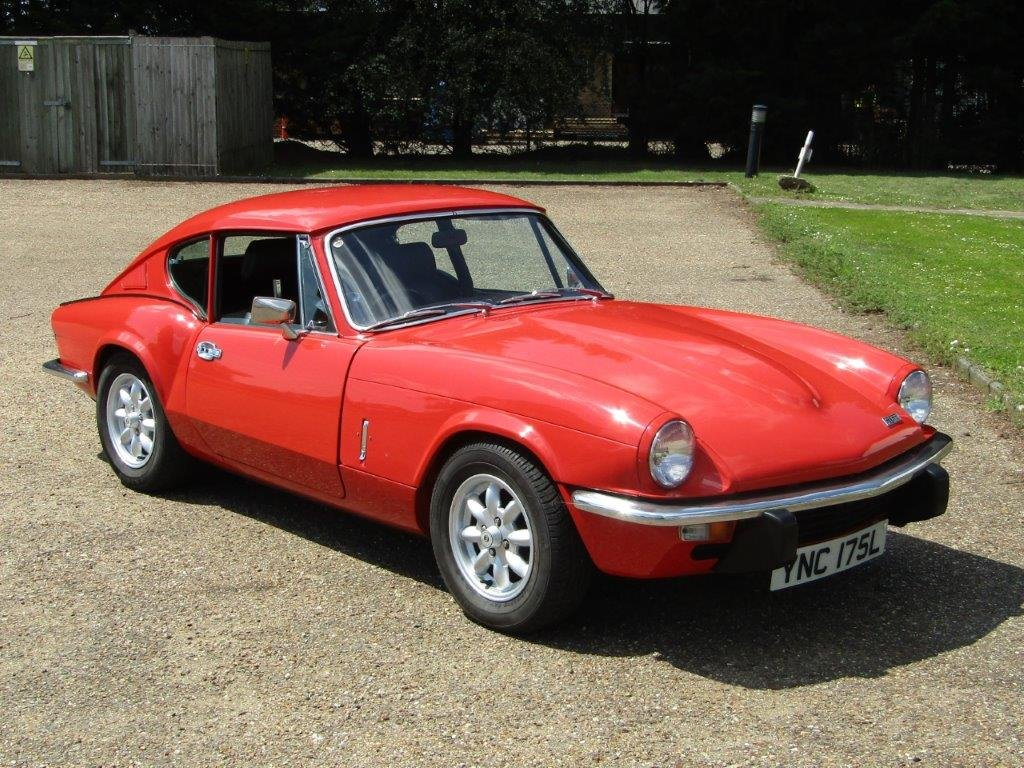 1972 Triumph Gt6 Mkiii At Aca 15th June For Sale Car And Classic