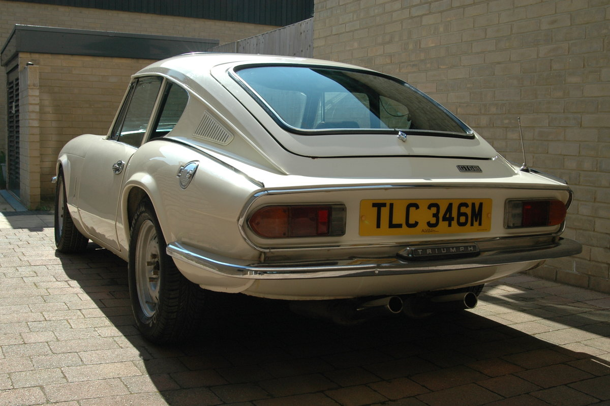 1973 Triumph GT6 MK3 Running Restoration Project For Sale (picture 4 of 6)