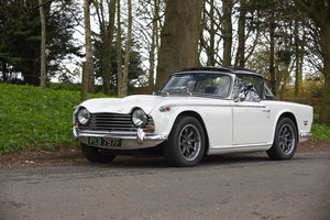 Picture of 1968 TRIUMPH TR5 PI RHD UK CAR COLOSSAL HISTORY MATCHING NUMBERS  SOLD