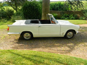 1963 Triumph Vitesse Convertible For Sale
