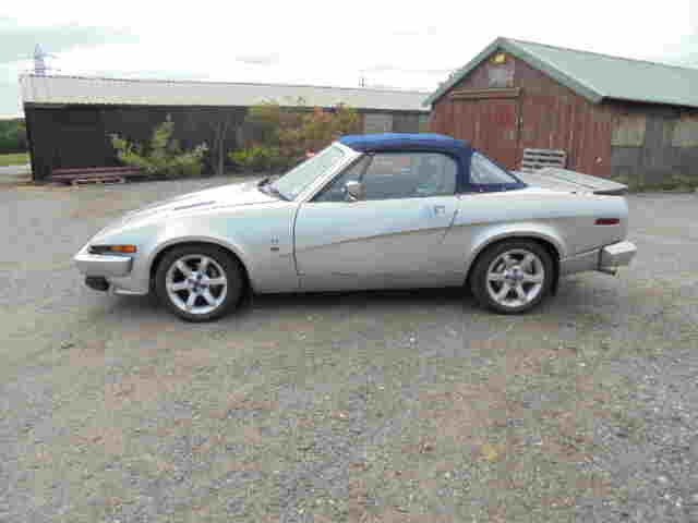 1982 Triumph TR7 DHC Sprint 16V For Sale (picture 1 of 6)