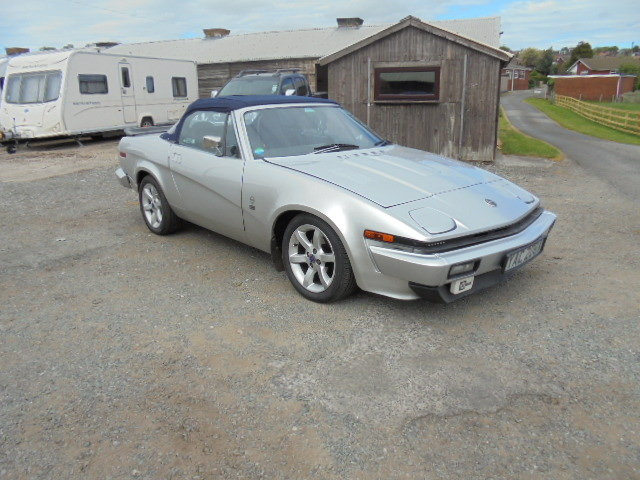 1982 Triumph TR7 DHC Sprint 16V For Sale (picture 2 of 6)