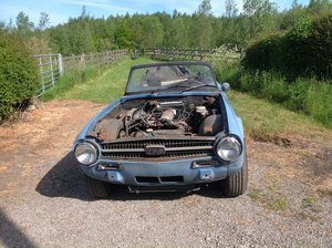 1974 tr6 lhd For Sale