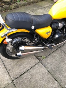 1999 Triumph Thunderbird Sport 900 For Sale Car And Classic