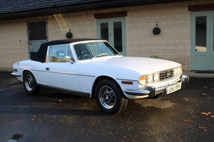 1974 TRIUMPH STAG AUTO For Sale