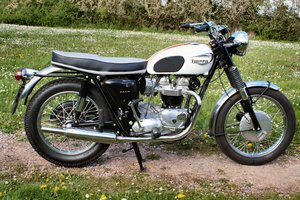 Triumph T120 For Sale Car And Classic