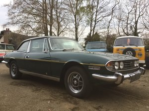 1973 Triumph Stag original V8 manual / over drive For Sale