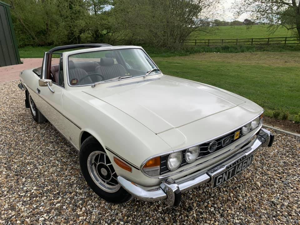 1974 just  11000  miles  verified  a  stunning  stag  For Sale (picture 1 of 6)