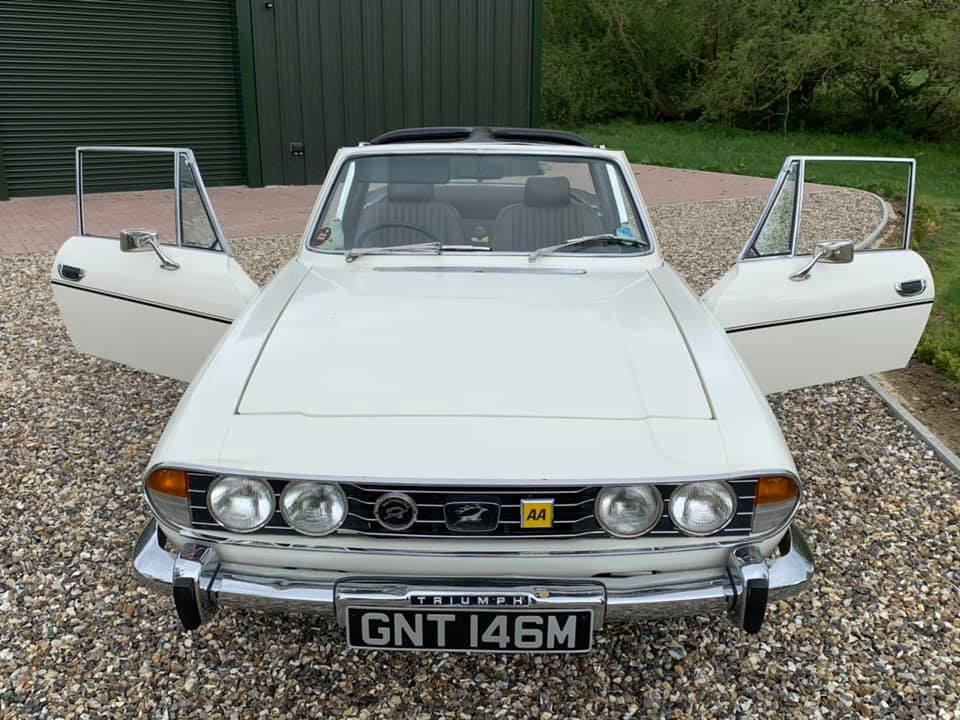 1974 just  11000  miles  verified  a  stunning  stag  For Sale (picture 3 of 6)