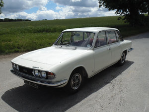 1971 Triumph 2.5PI Automatic SOLD