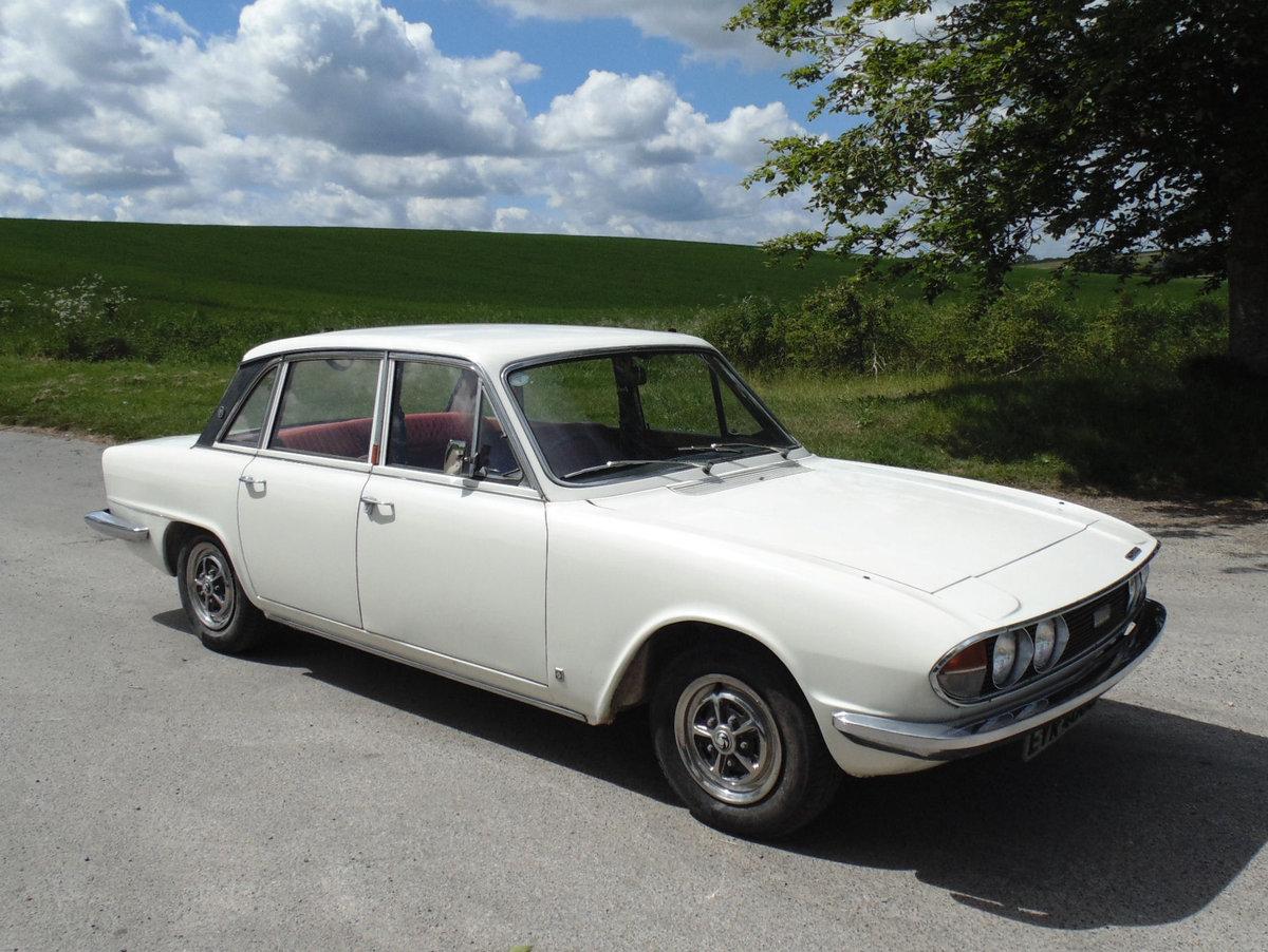 1971 Triumph 2.5PI Automatic SOLD (picture 2 of 6)