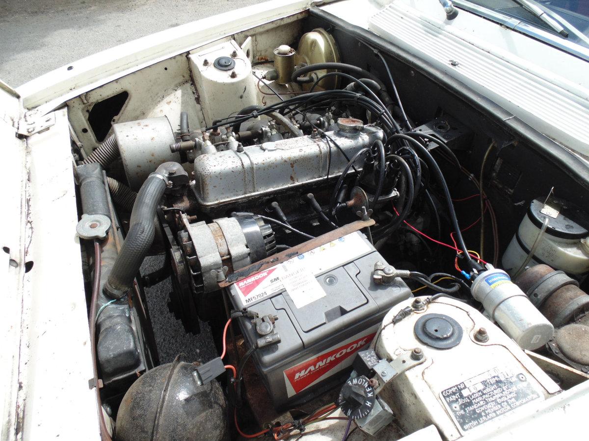 1971 Triumph 2.5PI Automatic SOLD (picture 6 of 6)