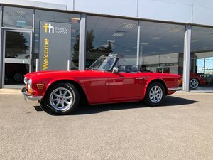 1992 Triumph TR6 For Sale