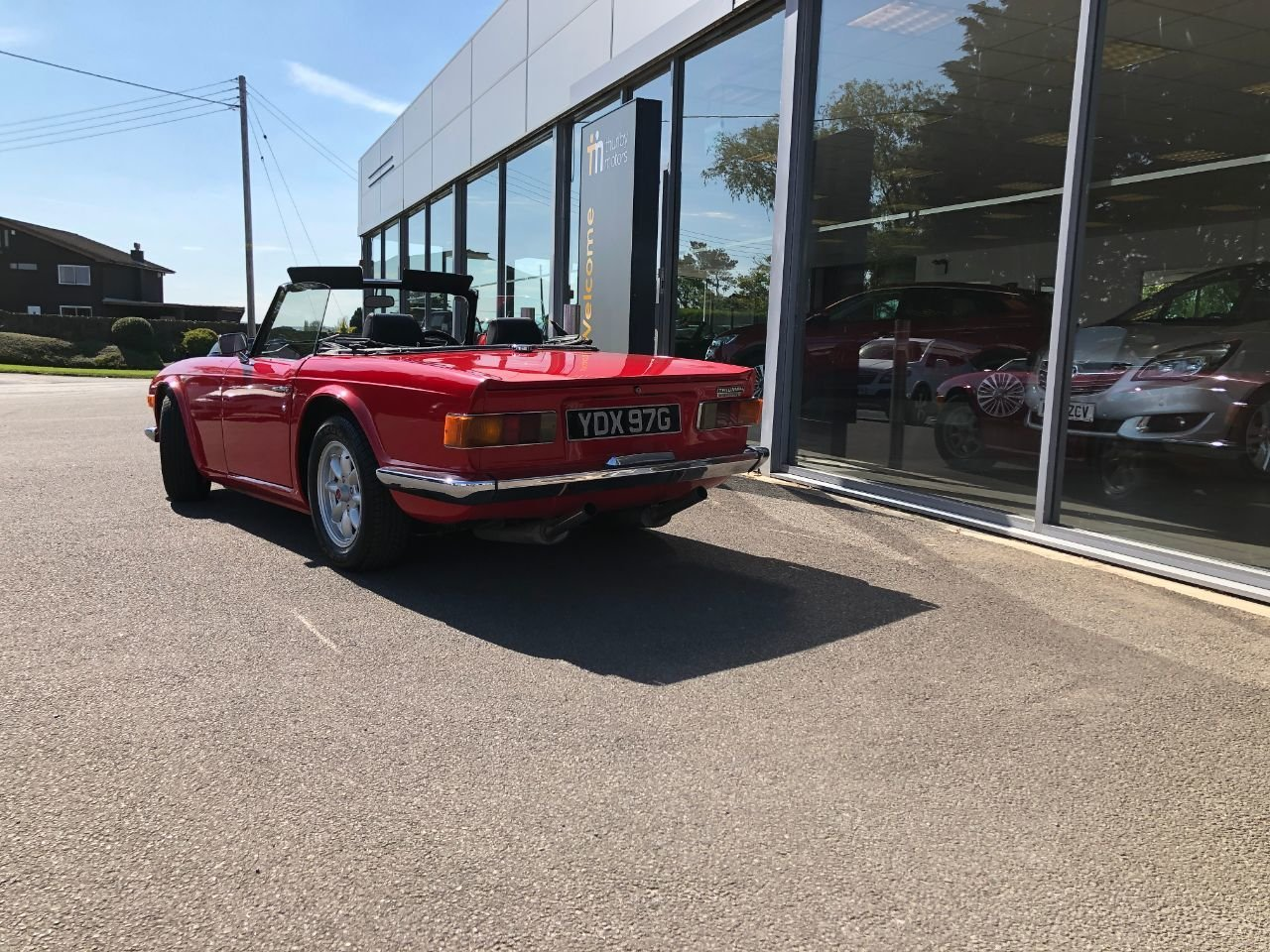 1992 Triumph TR6 For Sale (picture 3 of 5)