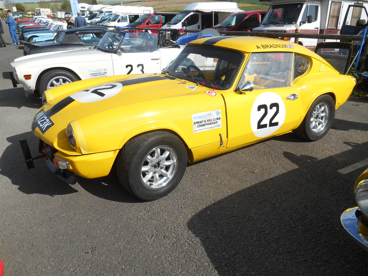 1971 Triumph GT6 Sprint and Hillclimb Car For Sale (picture 4 of 4)