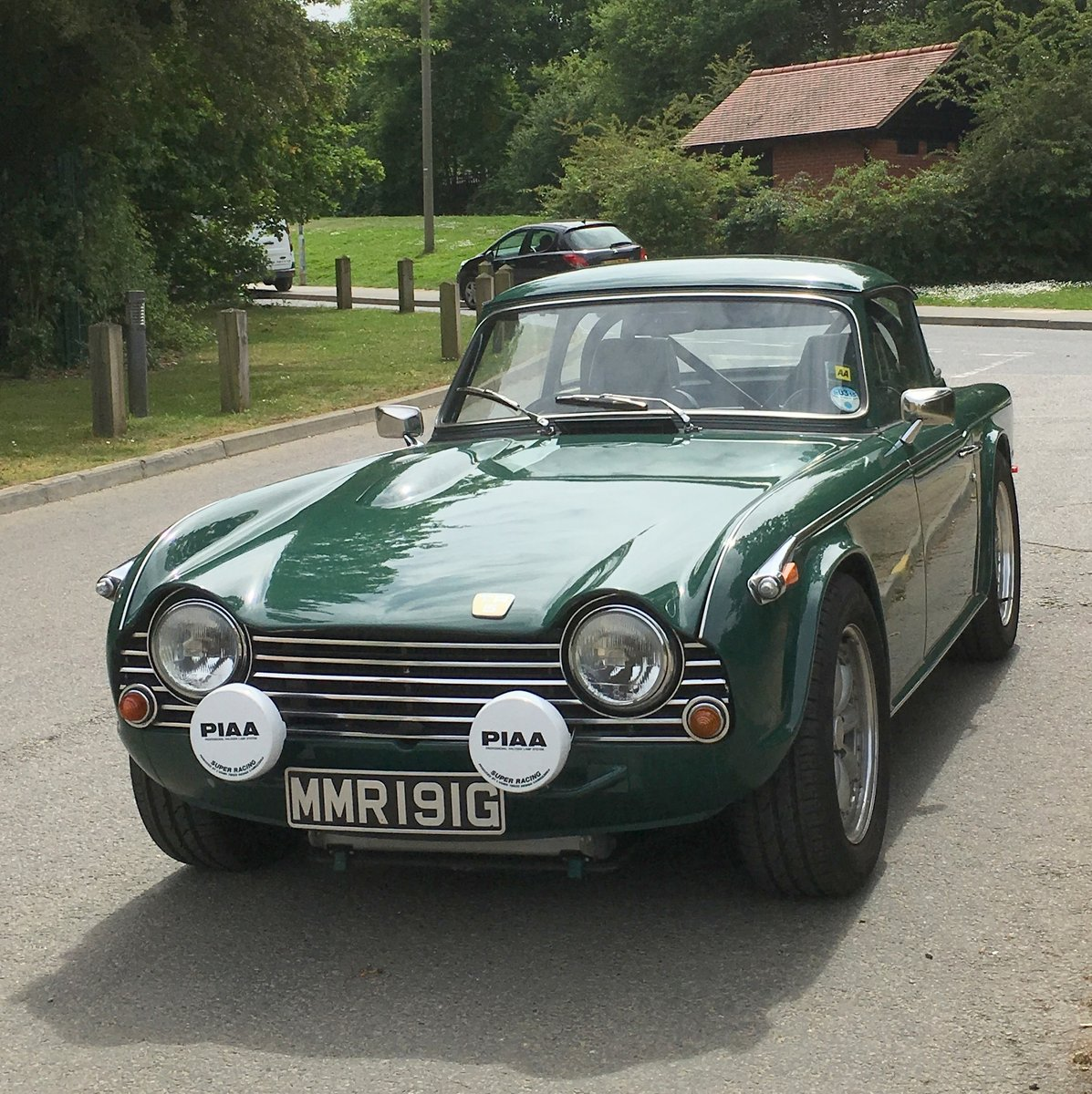 1968 Triumph Tr5 For Sale Car And Classic
