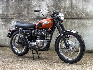 1969 Triumph Bonneville T120 - Concours Condition For Sale