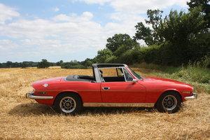 1976 Triumph Mk 2 Stag For Sale For Sale
