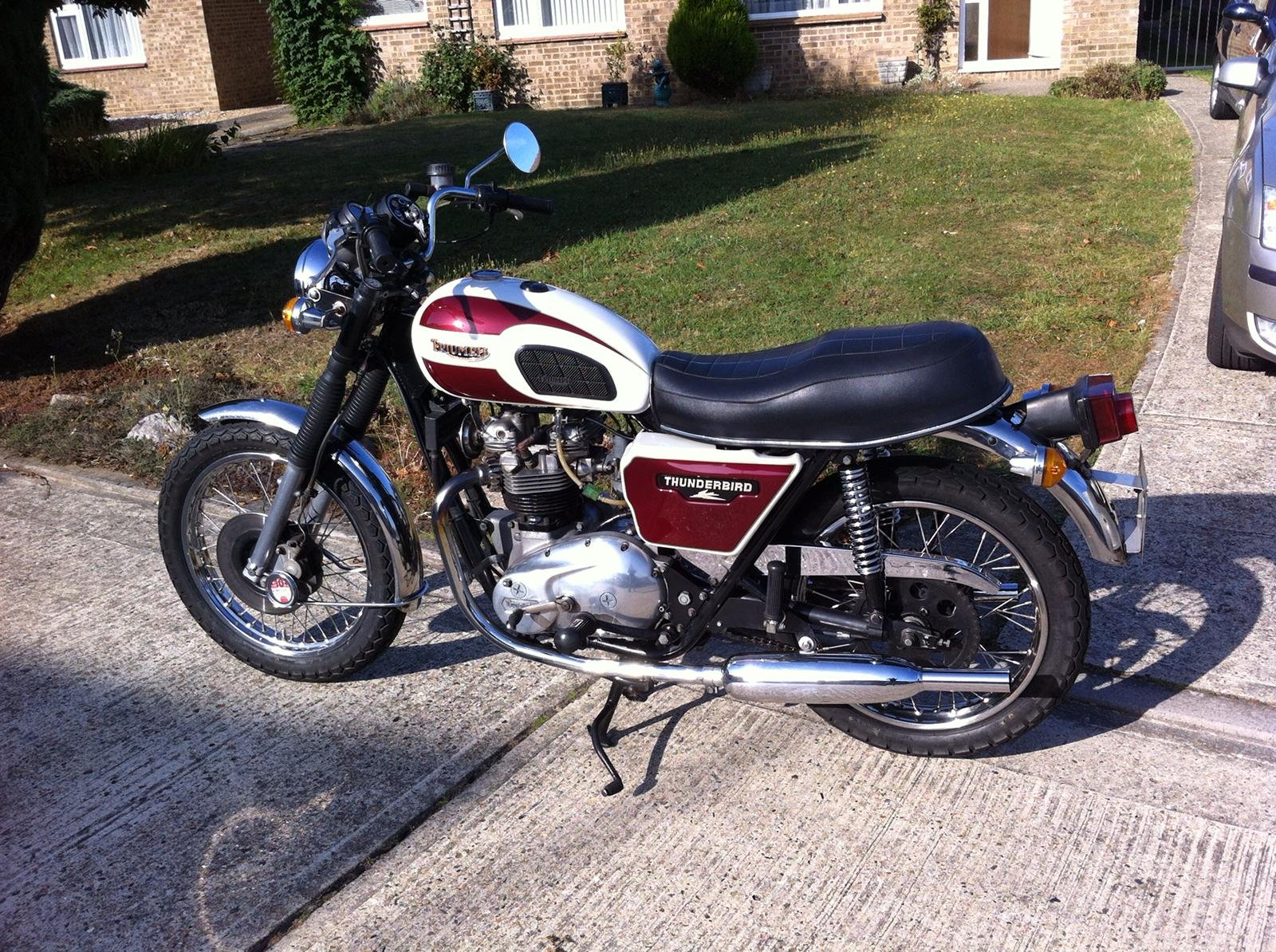1982 Triumph thunderbird TR65 For Sale (picture 1 of 6)