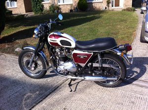 1982 Triumph thunderbird TR65 For Sale